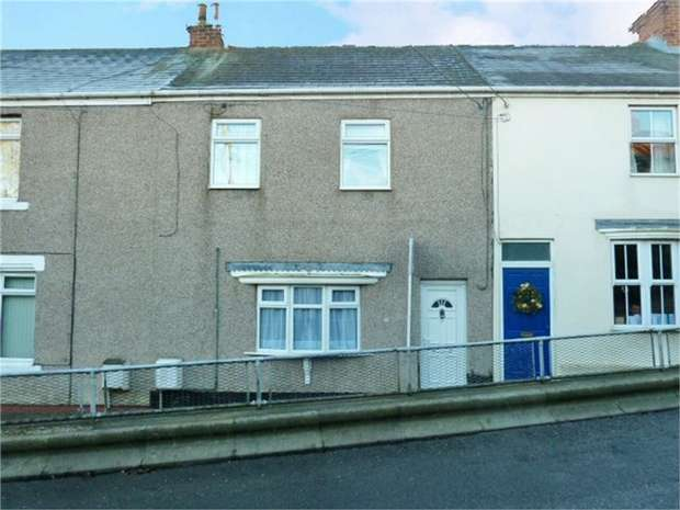 3 Bedrooms Terraced House for sale in Moneys Buildings, West Cornforth, Ferryhill, Durham