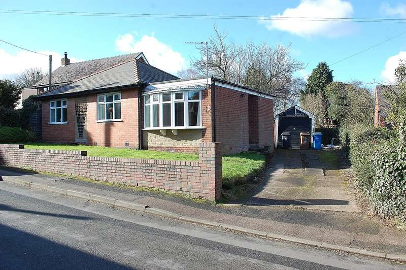 2 Bedrooms Detached Bungalow for sale in Hood Lane, Armitage