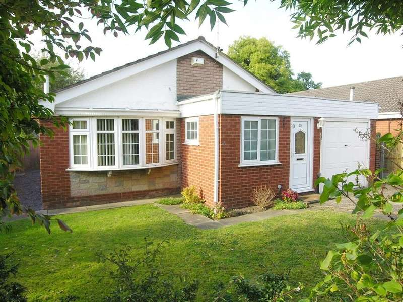 3 Bedrooms Detached Bungalow for sale in Timberfields Road, Saughall