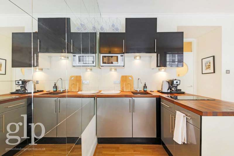 1 Bedroom Flat for sale in Shorts Gardens, Covent Garden WC2H