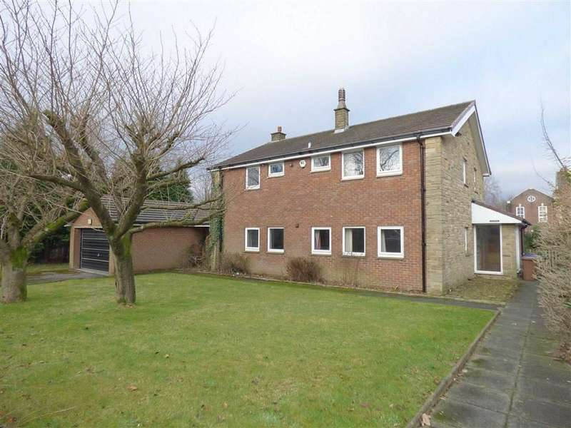 4 Bedrooms Property for sale in Sparrow Hill, Rochdale, Lancashire, OL16