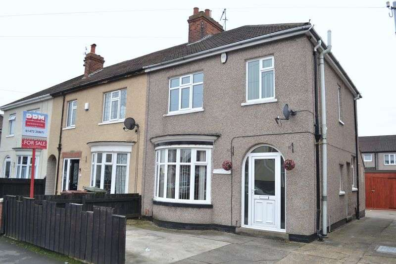 3 Bedrooms House for sale in Carr Lane, Grimsby