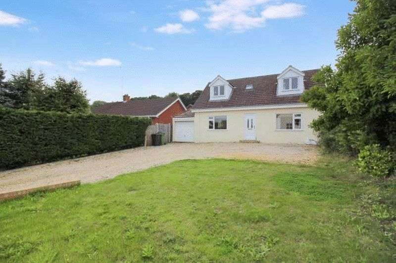 3 Bedrooms Property for sale in West End, Old Costessey, Norwich