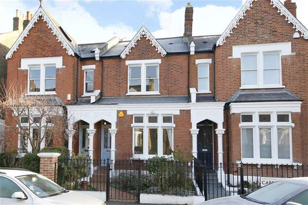3 Bedrooms Terraced House for sale in Carson Road, Dulwich