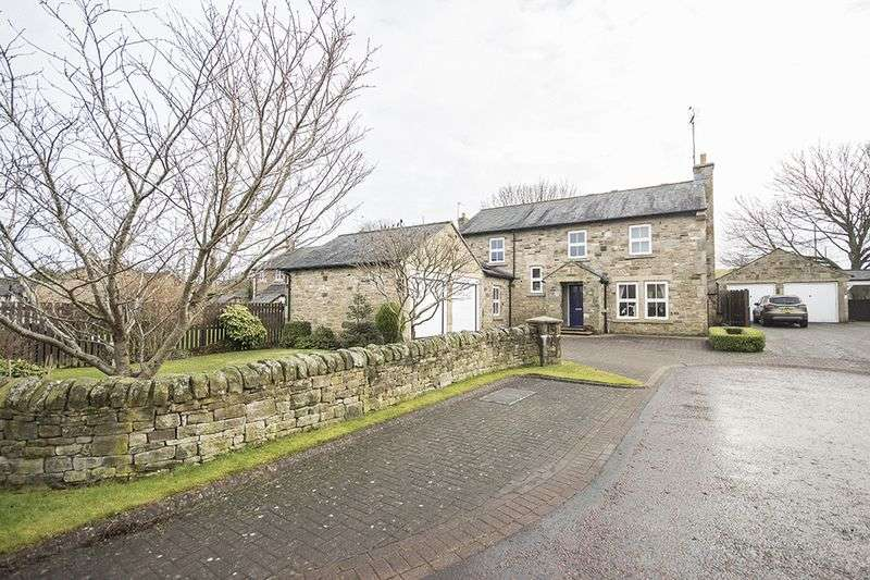 4 Bedrooms Detached House for sale in Brewery Close, , Stamfordham