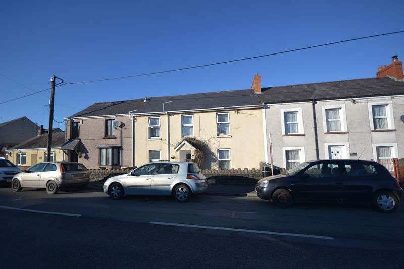 4 Bedrooms Terraced House for sale in Old St Clears Road, Carmarthen
