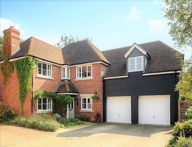 5 Bedrooms Detached House for sale in Starlings Roost, Bracknell, Berkshire, RG12 8BP