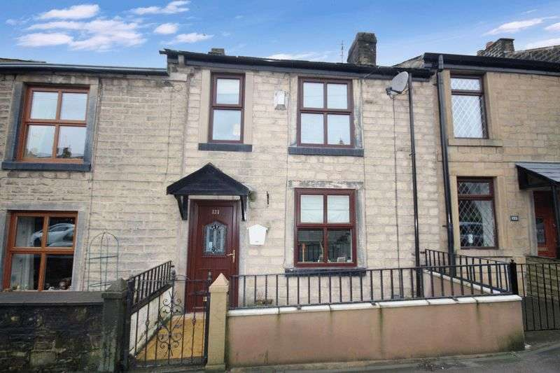 3 Bedrooms Terraced House for sale in Market Street, Whitworth, Rochdale OL12 8SE