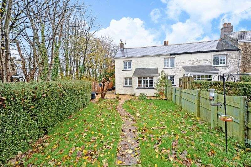 2 Bedrooms House for sale in St. Austell Road, Probus