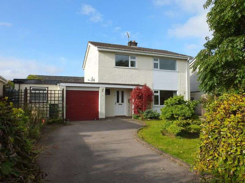 4 Bedrooms Detached House for sale in Bryn Celyn Way, Crickhowell