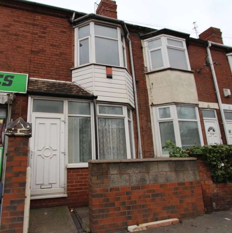 3 Bedrooms Terraced House for sale in Wolverhampton Road, Walsall