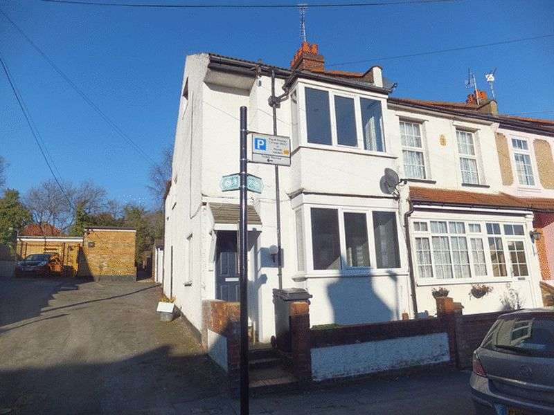 2 Bedrooms Terraced House for sale in Woodman Road, COULSDON, Surrey