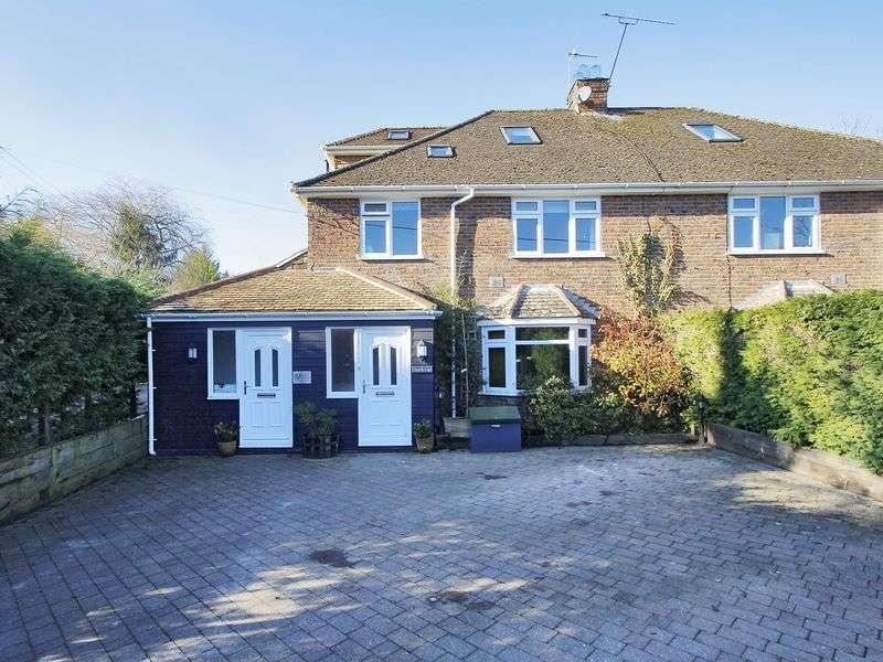 5 Bedrooms Semi Detached House for sale in Ifield Road, Horley, Surrey