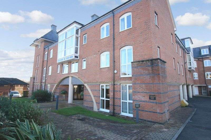 1 Bedroom Retirement Property for sale in Joules Court, Stone, ST15 8EF