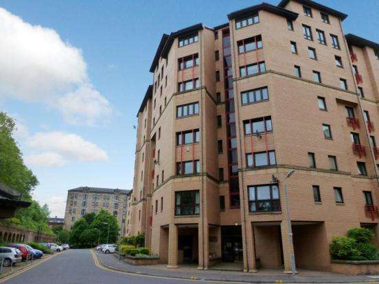 1 Bedroom Flat for rent in Parsonage Square, City Centre, Glasgow