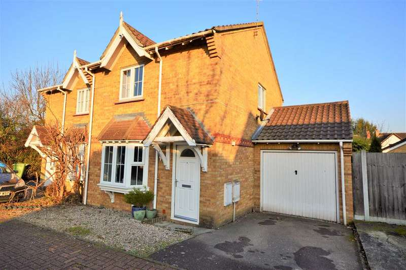 3 Bedrooms Semi Detached House for sale in Cheyne Court, Wickford