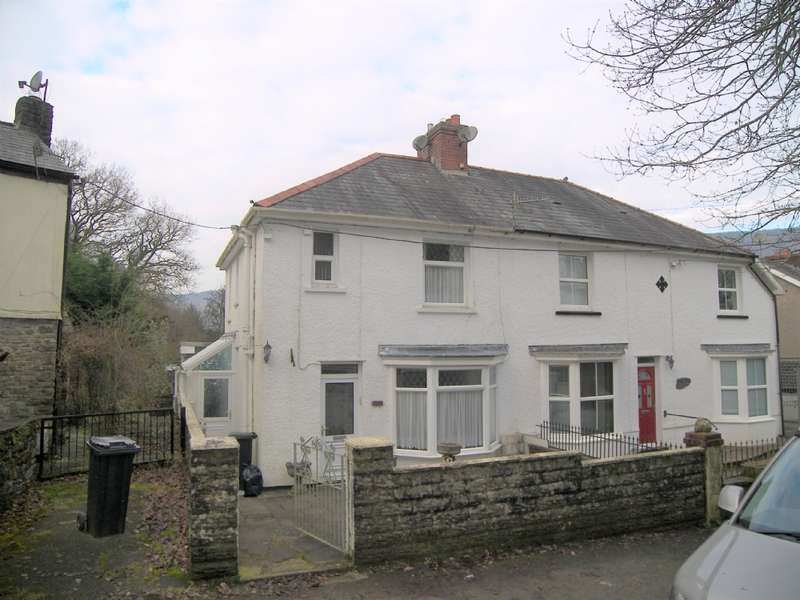 2 Bedrooms Cottage House for sale in Nant Y Gleisaid, Resolven