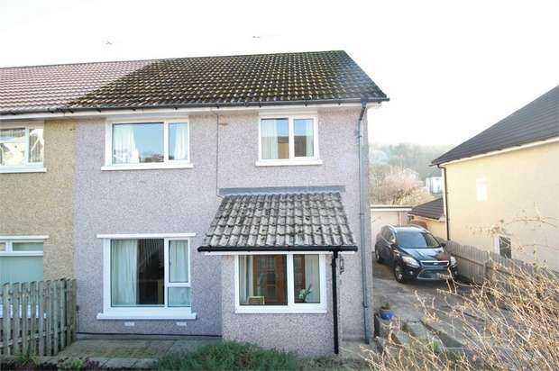 3 Bedrooms Semi Detached House for sale in Vancouver Drive, NEWPORT