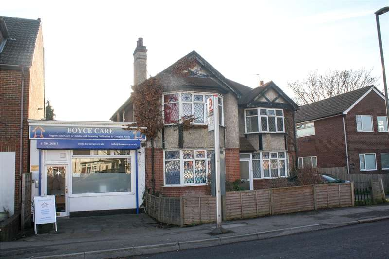 5 Bedrooms Detached House for sale in Feltham Hill Road, Ashford, Surrey, TW15