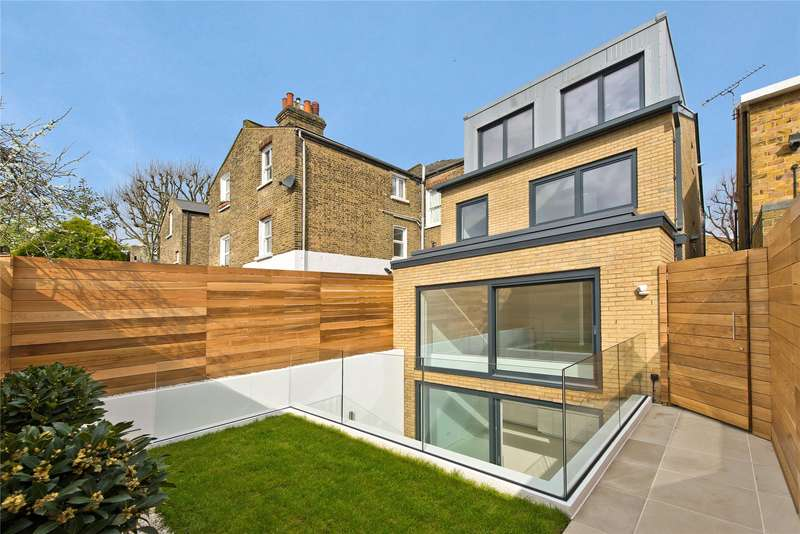 5 Bedrooms House for sale in Lebanon Gardens, London, SW18