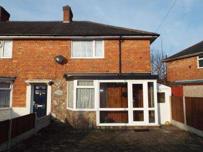 3 Bedrooms End Of Terrace House for sale in Rawdon Grove, Birmingham, West Midlands