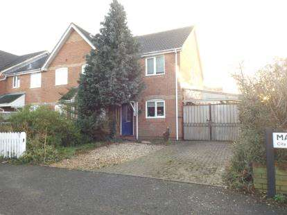 3 Bedrooms End Of Terrace House for sale in Sholing, Southampton, Hampshire