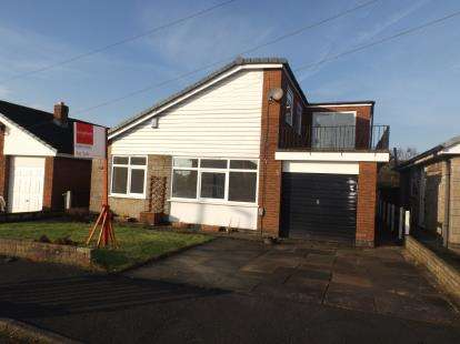 4 Bedrooms Detached House for sale in Rosedale Avenue, Lowton, Warrington, Greater Manchester