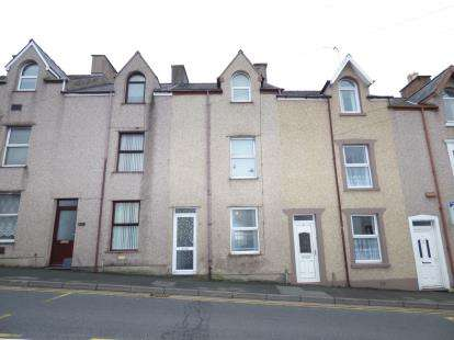 3 Bedrooms Terraced House for sale in Constantine Terrace, Caernarfon, Gwynedd, LL55