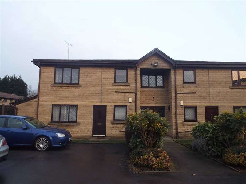 1 Bedroom Property for sale in Ashworth Court, Radcliffe