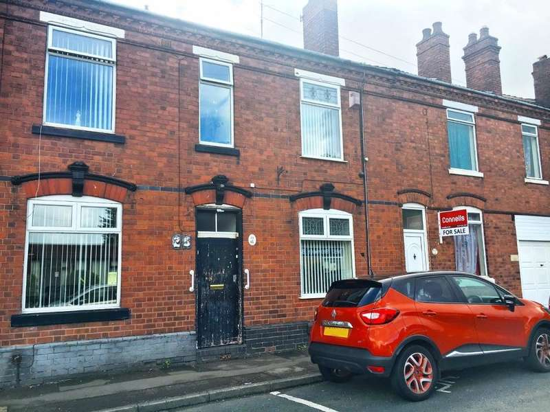3 Bedrooms Terraced House for sale in TANTANY LANE, WEST BROMWICH, WEST MIDLANDS, B71 1DU