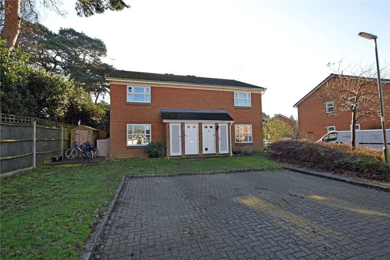1 Bedroom Maisonette Flat for sale in Broom Field, Lightwater, Surrey, GU18