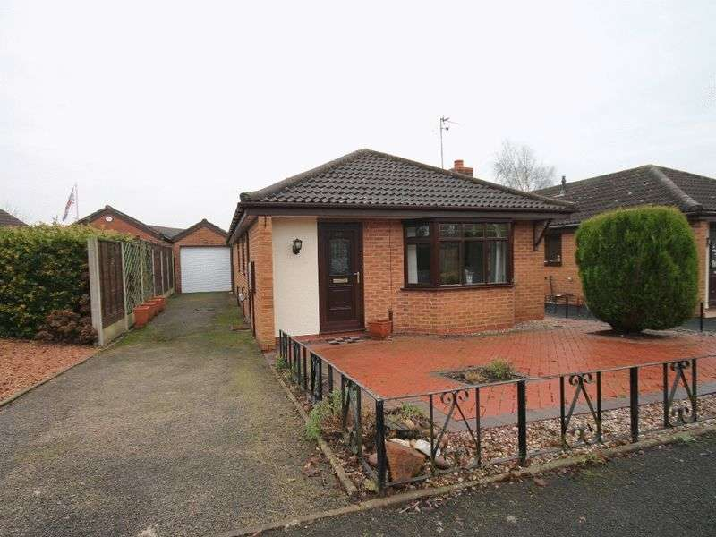 1 Bedroom Detached Bungalow for sale in Country Meadows, Market Drayton