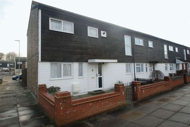 3 Bedrooms Terraced House for sale in Pilgrims Way, Andover