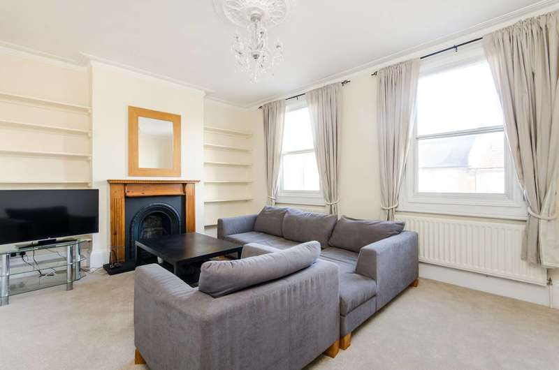 2 Bedrooms Maisonette Flat for sale in Haydons Road, Wimbledon, SW19