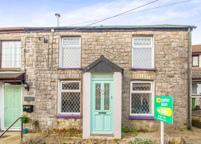 2 Bedrooms Cottage House for sale in Bronllwyn, Pentyrch, Cardiff