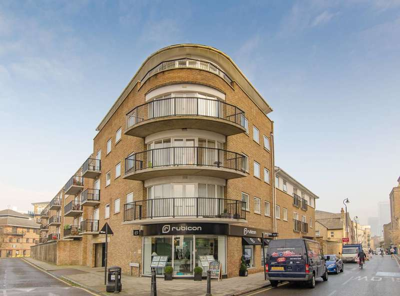 1 Bedroom Flat for sale in Narrow Street, Limehouse, E14
