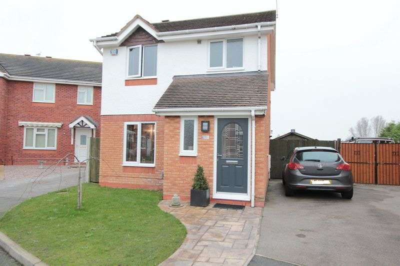 3 Bedrooms Detached House for sale in Llys Dafydd, Kinmel Bay
