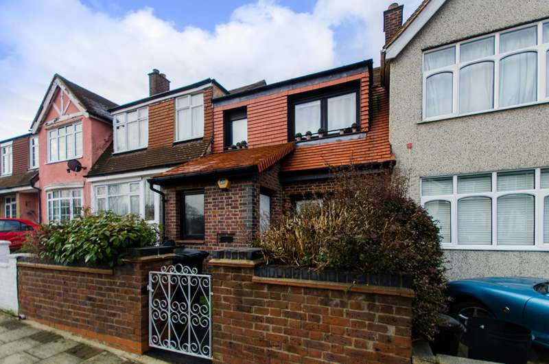 3 Bedrooms House for sale in Hillcrest Road, Bromley, BR1