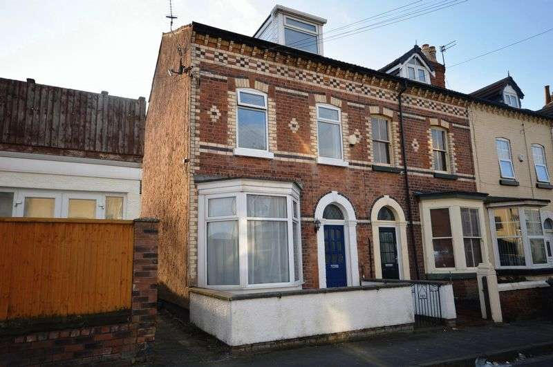 4 Bedrooms Terraced House for sale in Strand Road, Hoylake