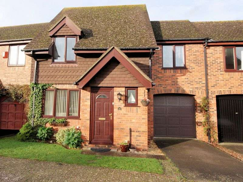 3 Bedrooms Terraced House for sale in Atkinson Close, Alverstoke, PO12