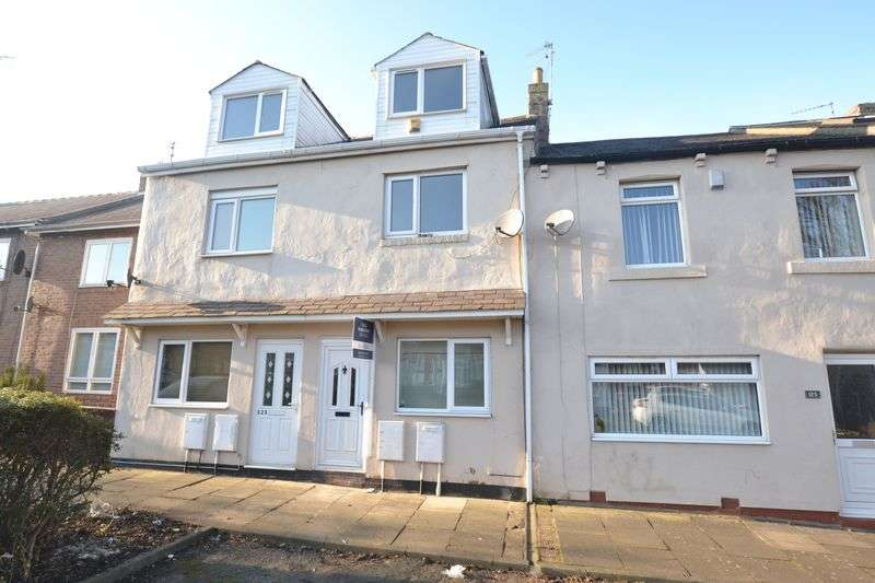 3 Bedrooms Terraced House for sale in Coxlodge Road, Newcastle Upon Tyne