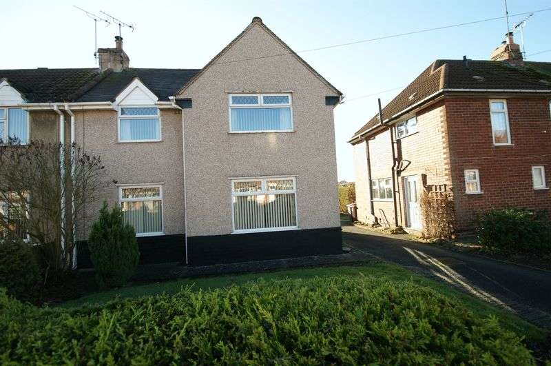 3 Bedrooms Semi Detached House for sale in Burlington Avenue, Langwith Junction