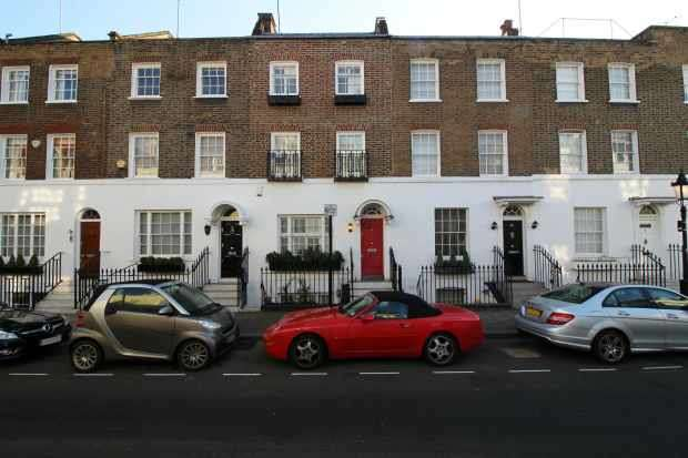 4 Bedrooms Terraced House for sale in Montpelier Place, London, Greater London, SW7 1HJ