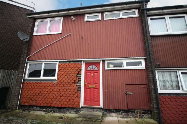 3 Bedrooms Terraced House for sale in Maitland Close, Rochdale, Lancashire, OL12 9SB