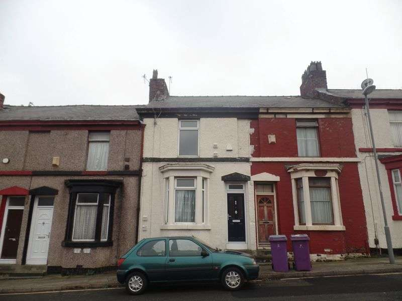 2 Bedrooms House for sale in 16 Globe Street, Liverpool