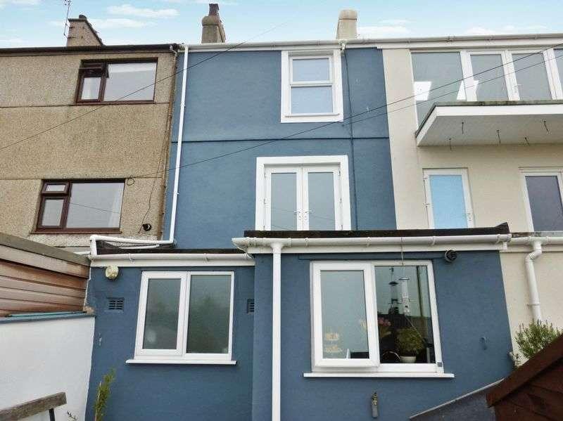3 Bedrooms Terraced House for sale in Y Felinheli