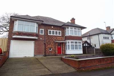 4 Bedrooms Detached House for rent in Trevose Gardens, Nottingham, NG5 3FU