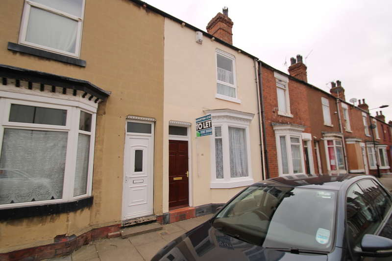 3 Bedrooms Terraced House for sale in Jarratt Street, Doncaster