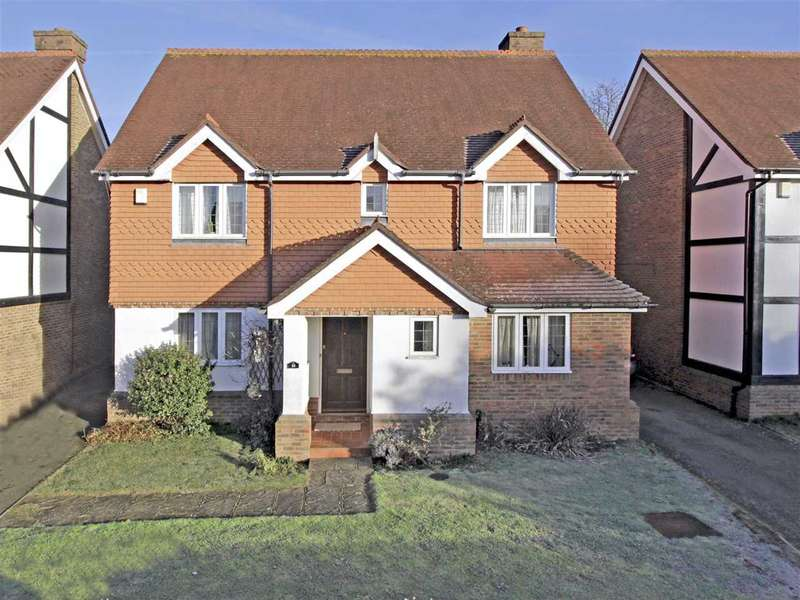 4 Bedrooms Terraced House for sale in Greenfield Drive, Bromley