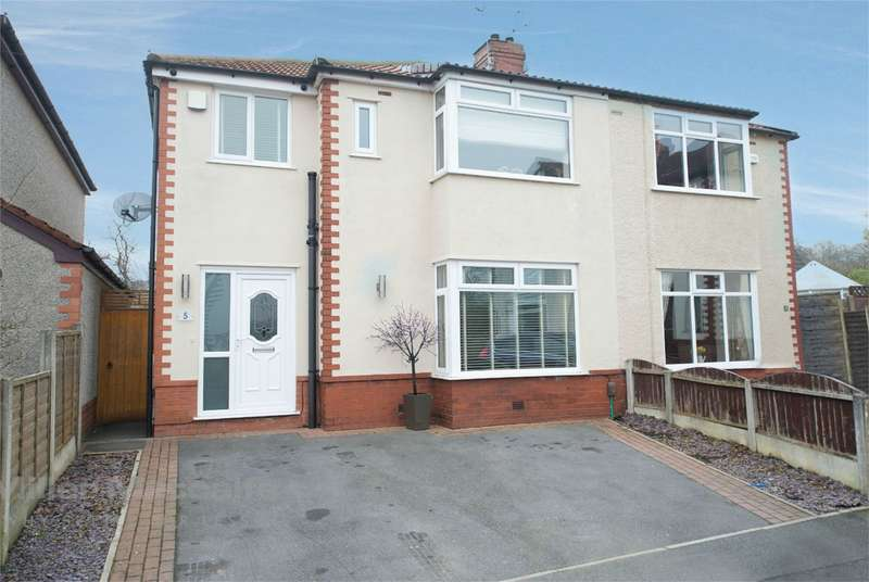 3 Bedrooms Semi Detached House for sale in Milford Road, Harwood, Bolton, Lancashire